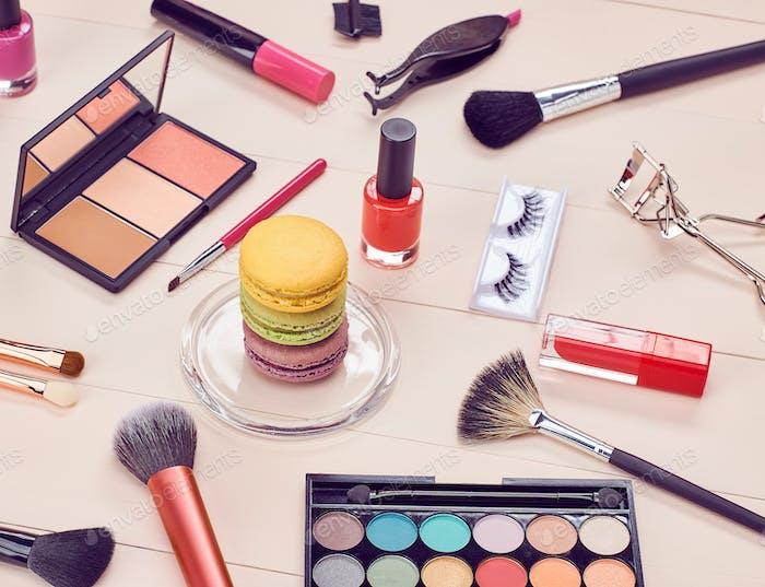 Fashion, cosmetics