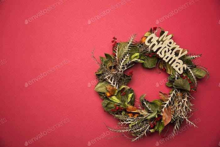 Weihnachten/Winter Konzept Foto