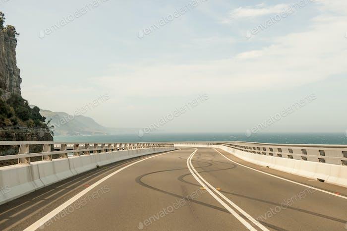 Sea Cliff Bridge, NSW, Australia