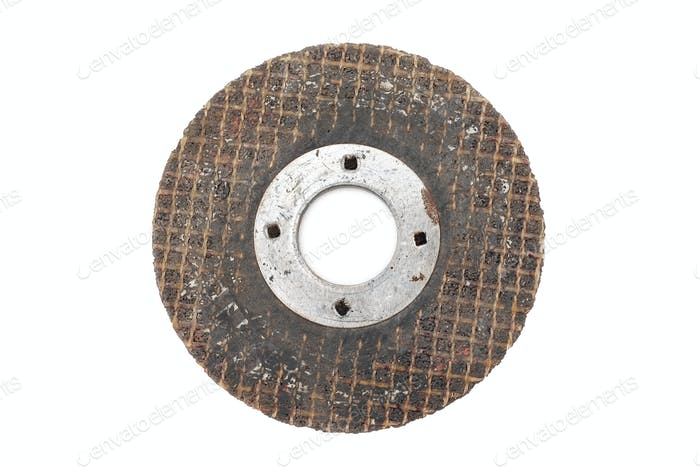 metal saw disk