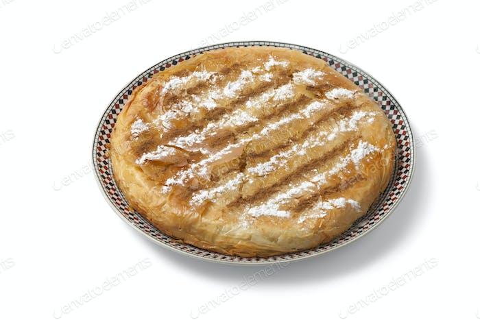 Ganz frische marokkanische Pastilla