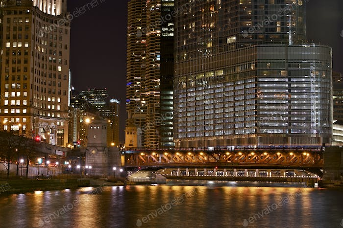 Illuminated Chicago