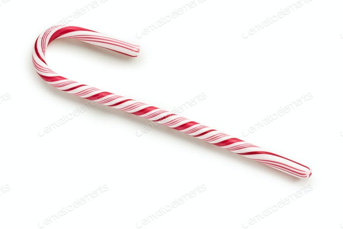 stripy candy cane