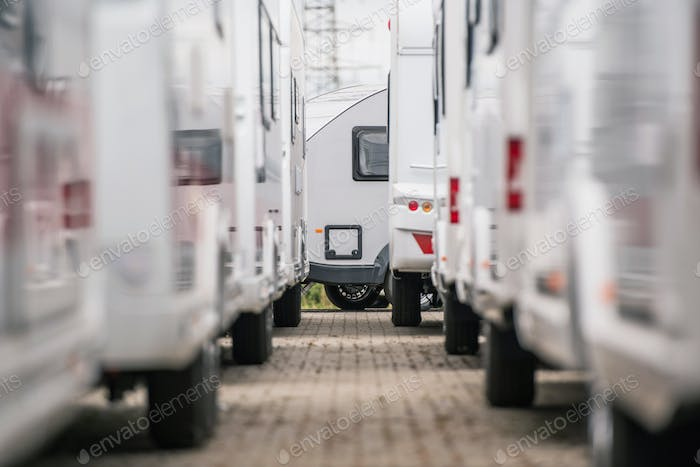 RV Trailers Sales Business