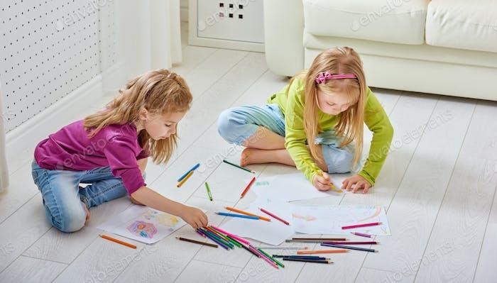 dibujo hijos