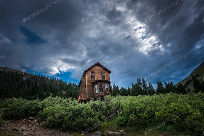 Animas Forks William Duncan House