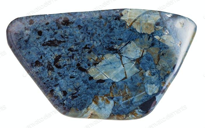 Exemplar von Rhodusit Mineralstein
