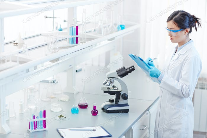 Study of new virus