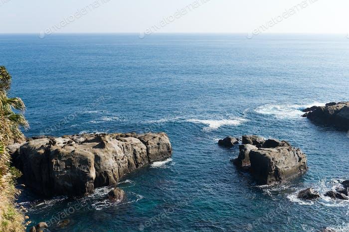 Nichinan Kaigan Quasi National Park Coastline