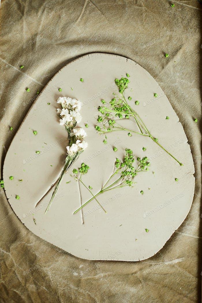Blumenkeramik