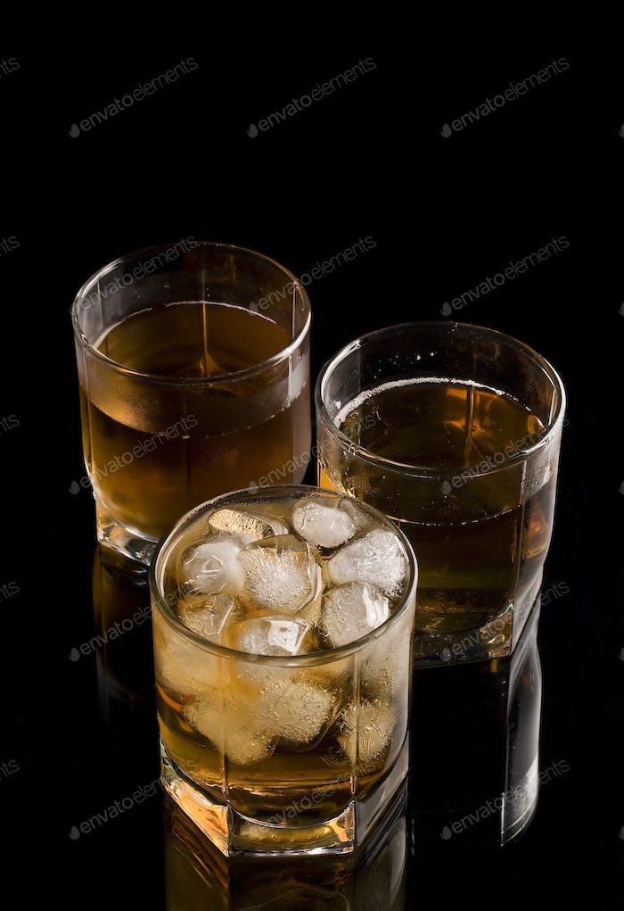cooled drink