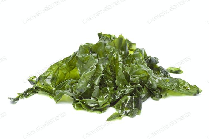 Salted sea lettuce