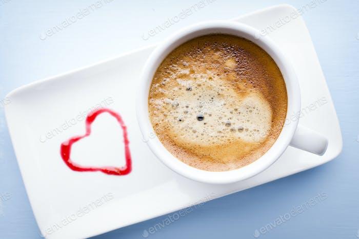 - Café.
