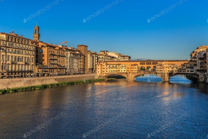 Ponte Vecchio Bridge, Italy
