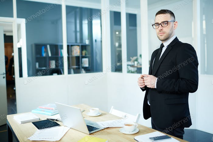 Ceo in office