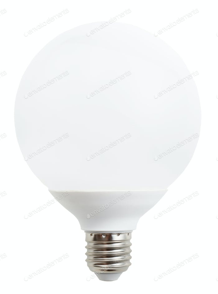 energy-saving big ball compact fluorescent lamp