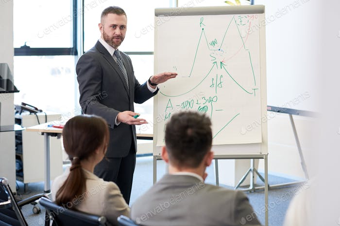 Mature Business Coach at Whiteboard
