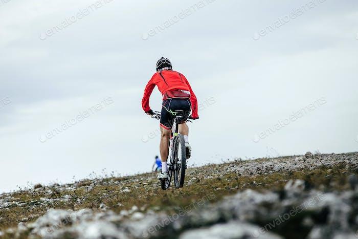 Riders on Sport Bike