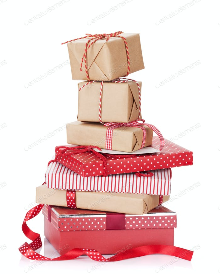 Weihnachtsgeschenk Boxen