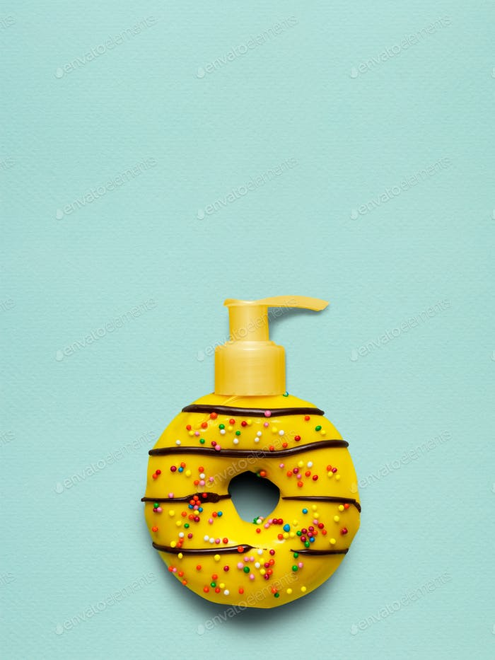 Donut pump.