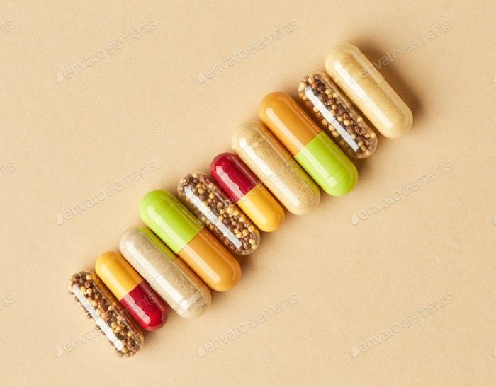 medicine pills macro