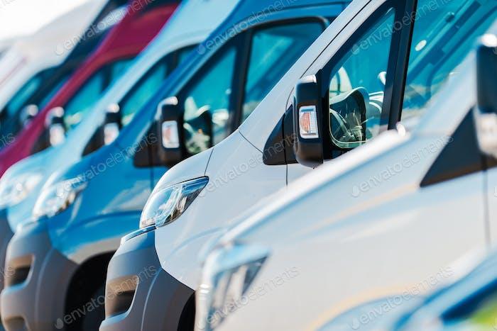 Cargo Vans Zum Verkauf