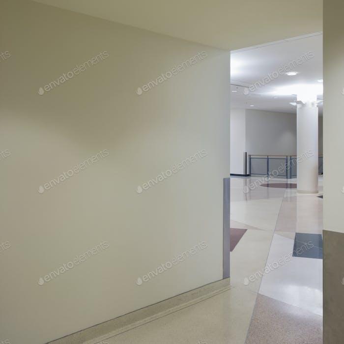 Hallway to Corridor