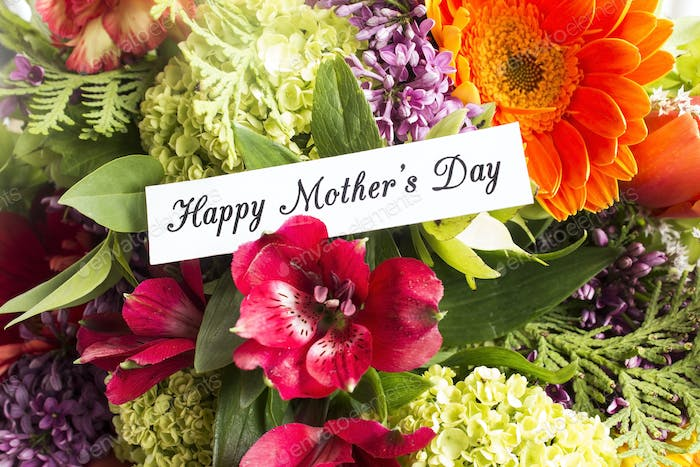 Happy Mother's Day,  Greeting Card