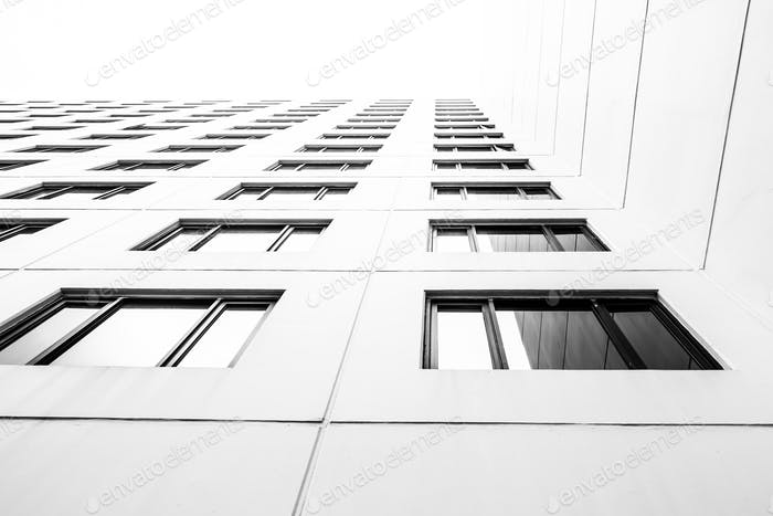 Office building pattern textures