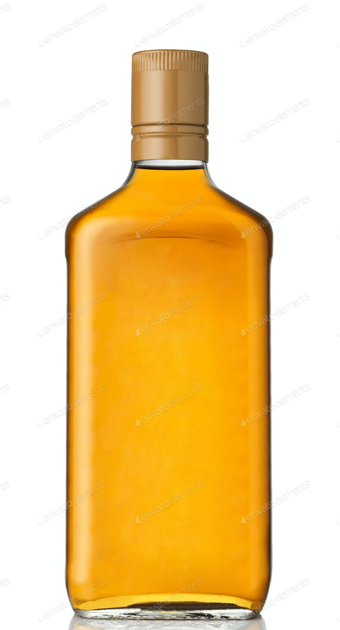 whiskey bottle blank