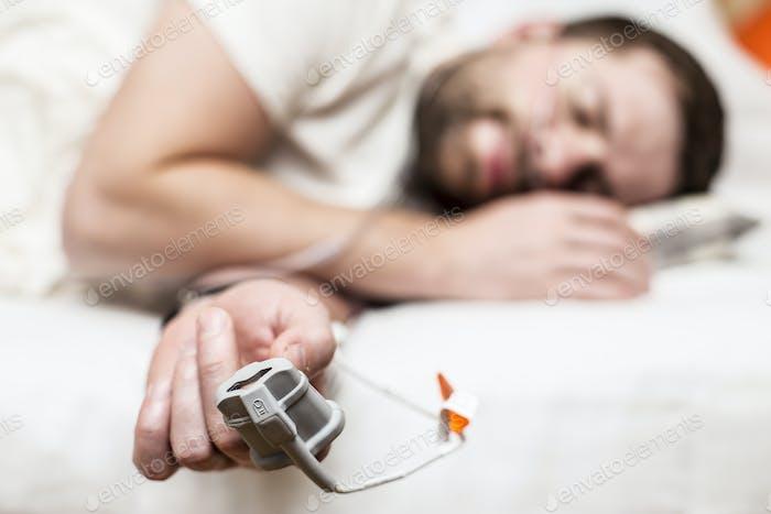 Sleep Apnea Diagnostic medical device Kit