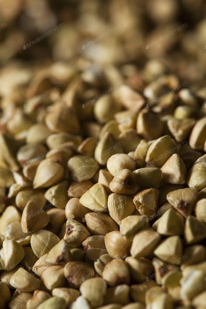 Raw Dry Organic Buckwheat