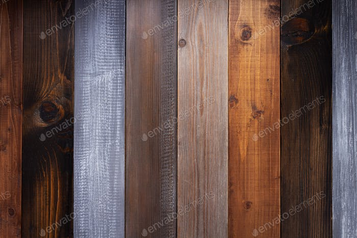 wooden plank wall or table board as background