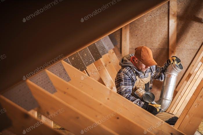 Building Ventilation System
