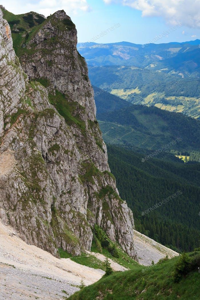 mountain slope