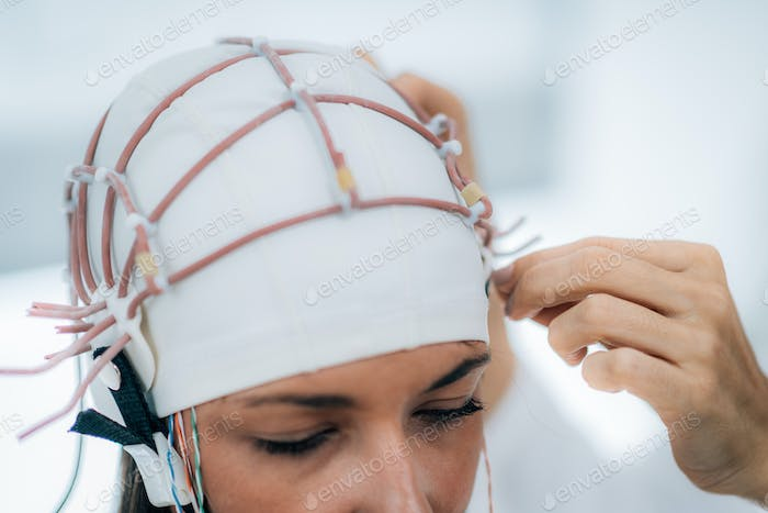 EEG Brainwave Scanning