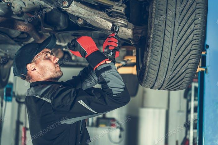 Mechanic Suspension Fix