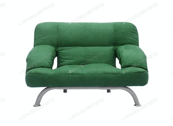 Stuhl isoliert