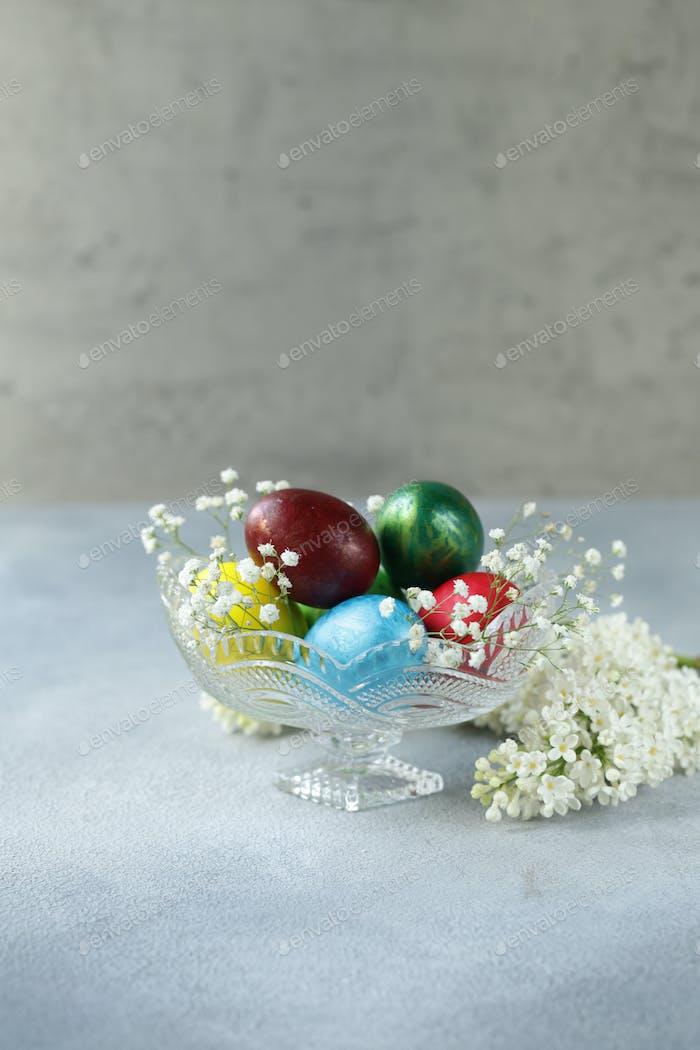 Easter Decorative Eggs