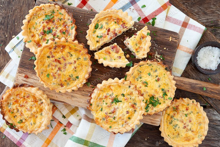 Mini Quiche Lothringen