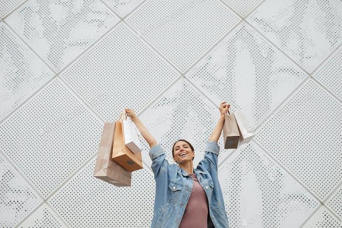 Inspiriert vom Shoppen