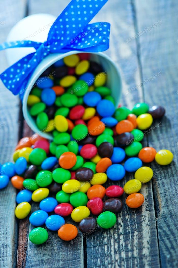 color caramelo