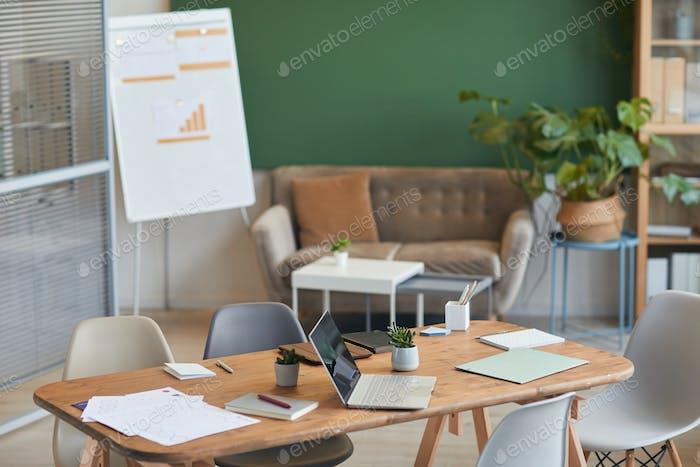 Bright Eco-Friendly Office
