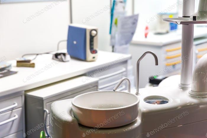 Medizintechnik, Zahnarztschrank, Stomatologie