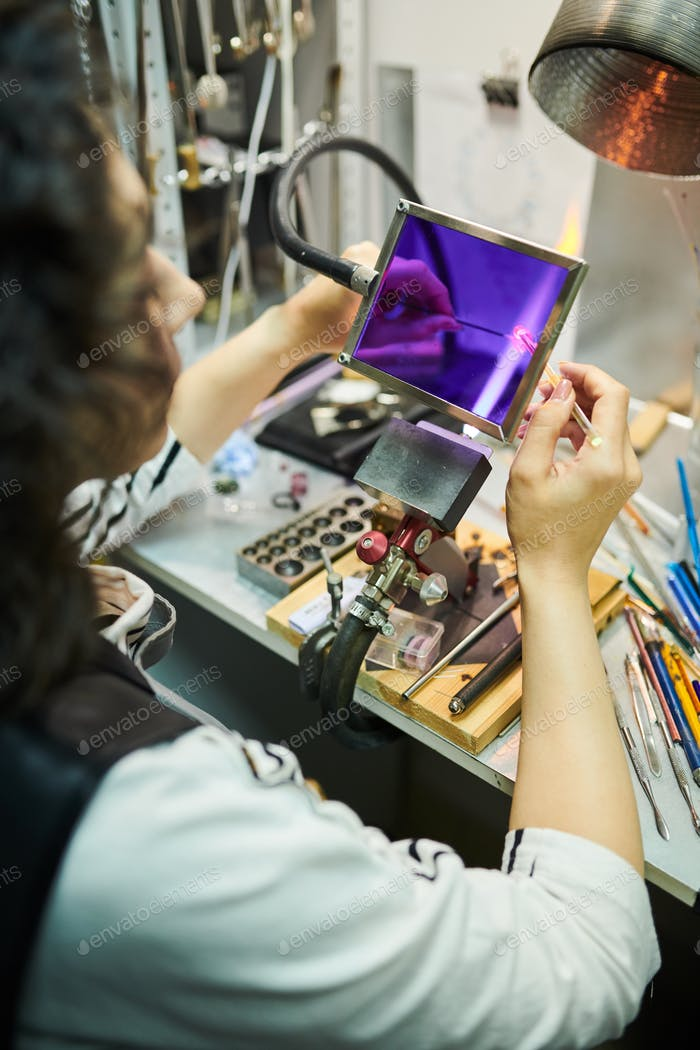Glassworking Studio