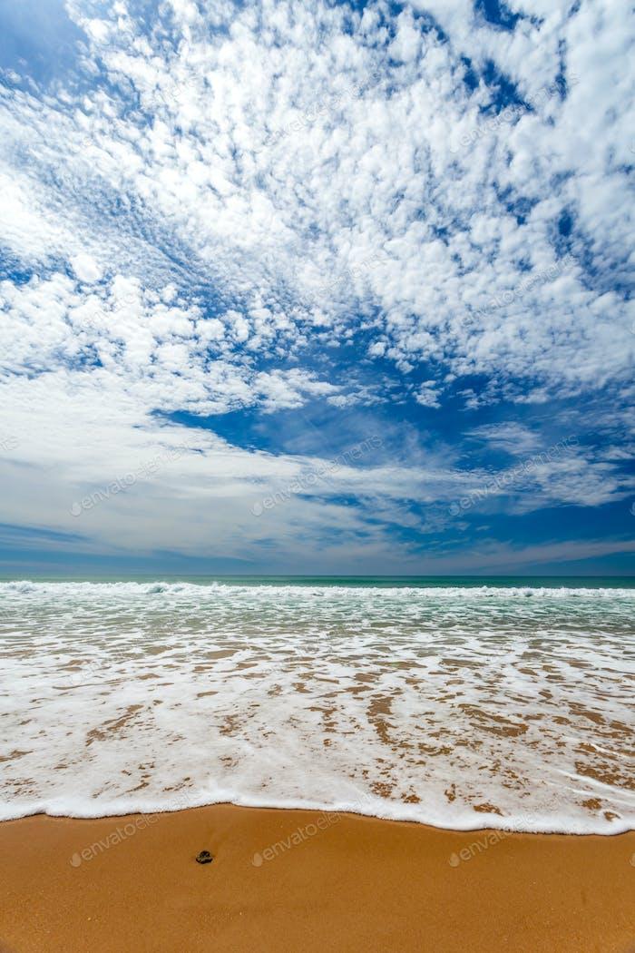 Strand von Torregorda