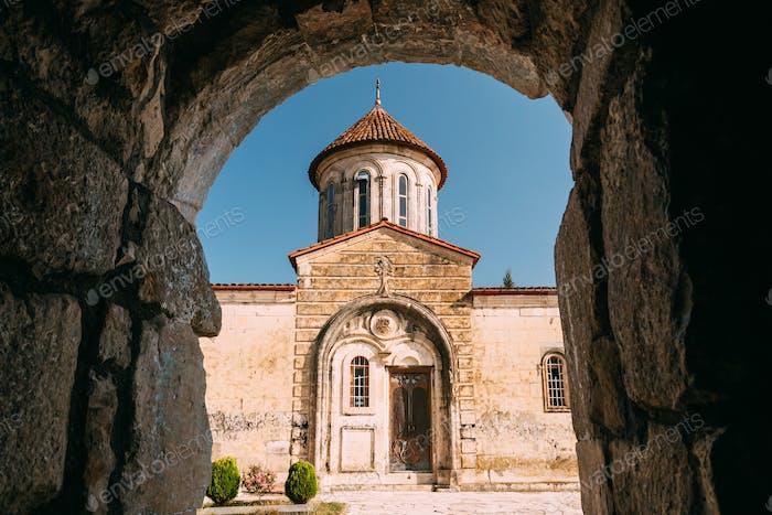 Kutaisi, Georgia. Monastery Of Motsamet Or Monastery Of Saints D