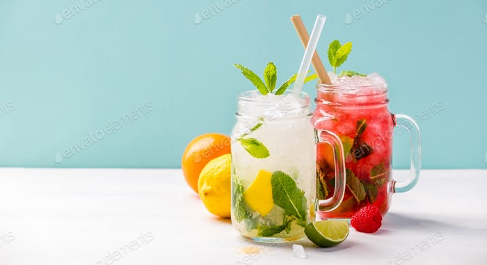 summer drinks