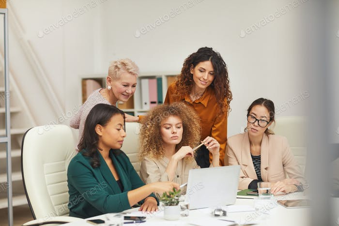 Five Modern Women In Office