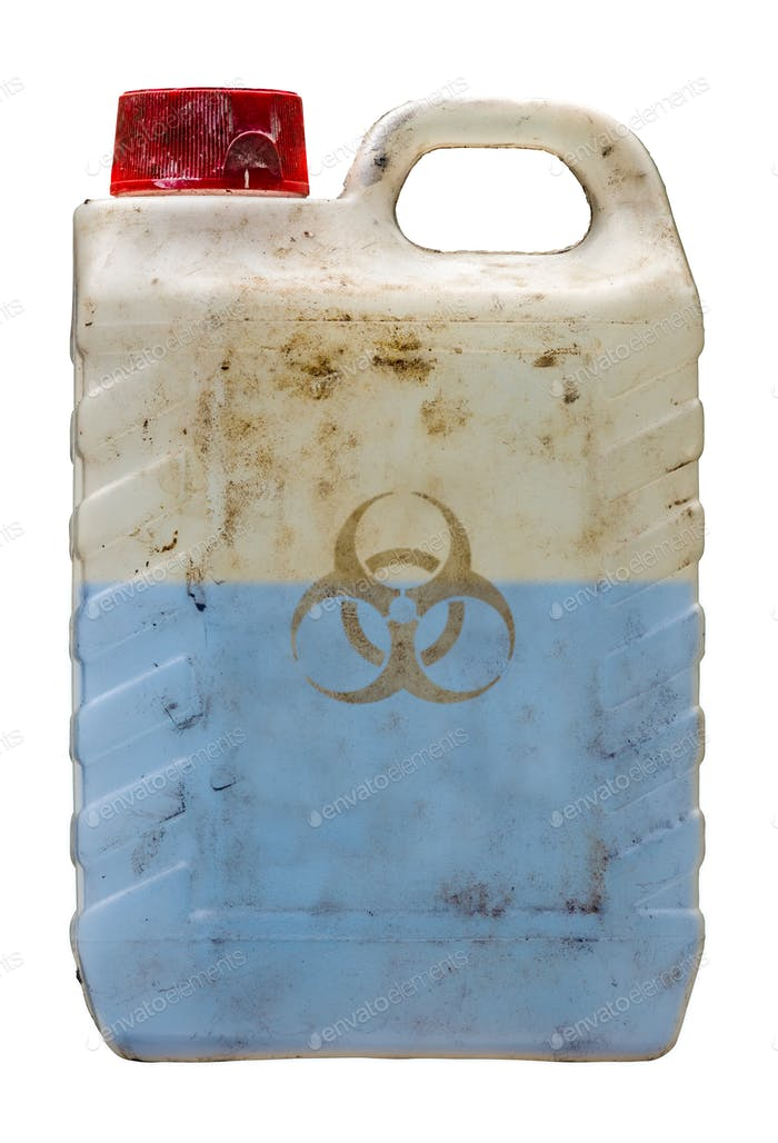 Toxic Biohazard Liquid